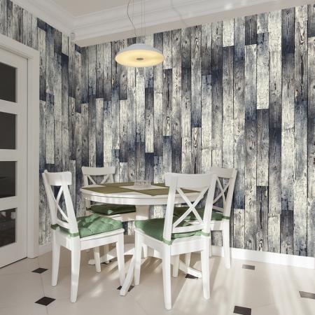 Fotótapéta - Wooden floor: gradient
