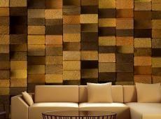 Fotótapéta - Wooden Wall