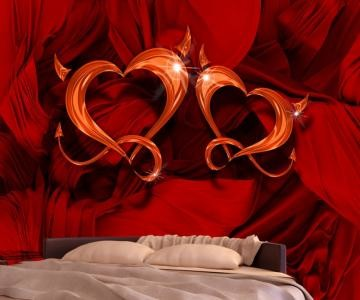 Így dekorálj piros színnel karácsonyra