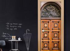 Fotótapéta ajtóra - Antique Doors