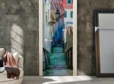 Fotótapéta ajtóra - Croatian Alley