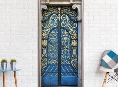 Fotótapéta ajtóra - Royal Gate