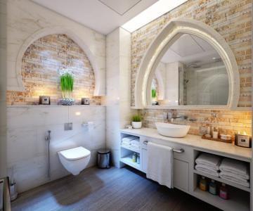 5 szuper ötlet a fürdőszoba dekorálására