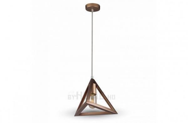 Geometrico pezsgőarany mennyezeti lámpa