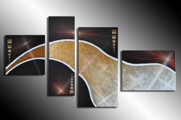 Individuell vászonkép | Abstrakt M11