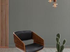 Irodai szék Keanu 160 fekete