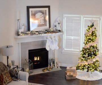 Így varázsold otthonossá nappalidat karácsonyra