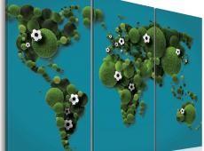 Kép - A legnagyobb sport területén a világban - triptych