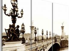 Kép - A romantic walk in Paris