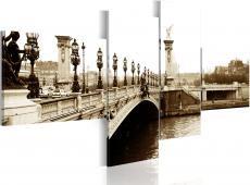 Kép - Alexander II Bridge, Paris