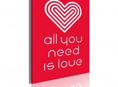 Kép - All you need is love