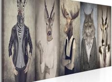 Kép - Animal Masks