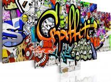 Kép - Artistic Graffiti