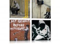 Kép - Banksy - Street Art