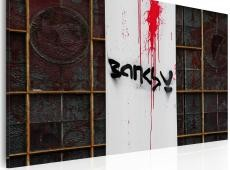 Kép - Blood (Banksy)