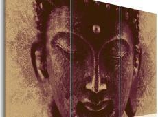 Kép - Buddha - face