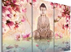 Kép - Buddha - meditation