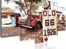 Kép - California - vintage style