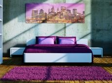 Kép - Canvas print - Night in New York