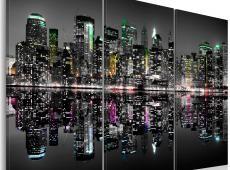 Kép - Color contrast, NY skyscrapers