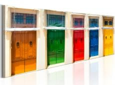Kép - Colourful Doors