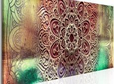 Kép - Colourful Mandala