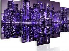 Kép - Deep deep purple - NYC