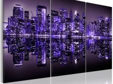 Kép - Electrifying violet Manhattan