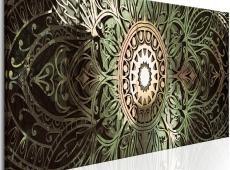 Kép - Emerald Mandala