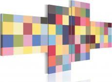 Kép - Esztétika a színek