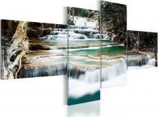 Kép - Forest cascade