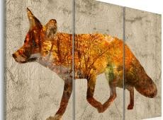 Kép - Fox in The Wood