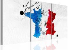 Kép - Franciaország térkép