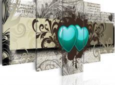Kép - Frozen hearts