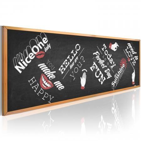 Kép - Funny blackboard