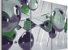Kép - Glass ámítás - triptichon