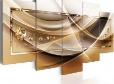 Kép - Golden Frame