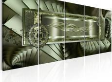Kép - Green Stairs