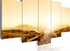 Kép - Homokos part és a tenger