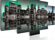 Kép - Inspiráló fényei NYC - 5 db