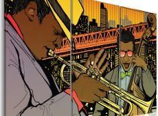 Kép - Jazz musician