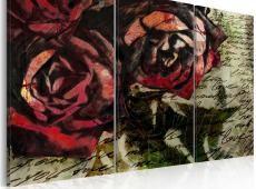 Kép - Love letter - triptych