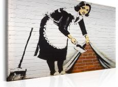 Kép - Maid in London by Banksy