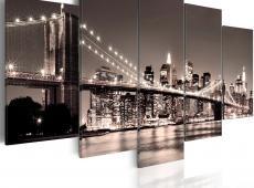 Kép - Manhattan - Brooklyn Bridge II