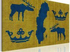 Kép - Map of the World: pulóver Svédországból