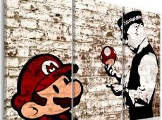 Kép - Mario Bros: Torn Wall