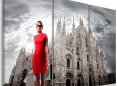 Kép - Milan- the capital of fashion
