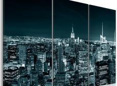 Kép - NYC by night