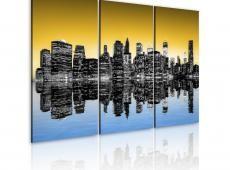 Kép - NYC tükörképe - triptych