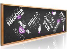 Kép - Optimistic blackboard